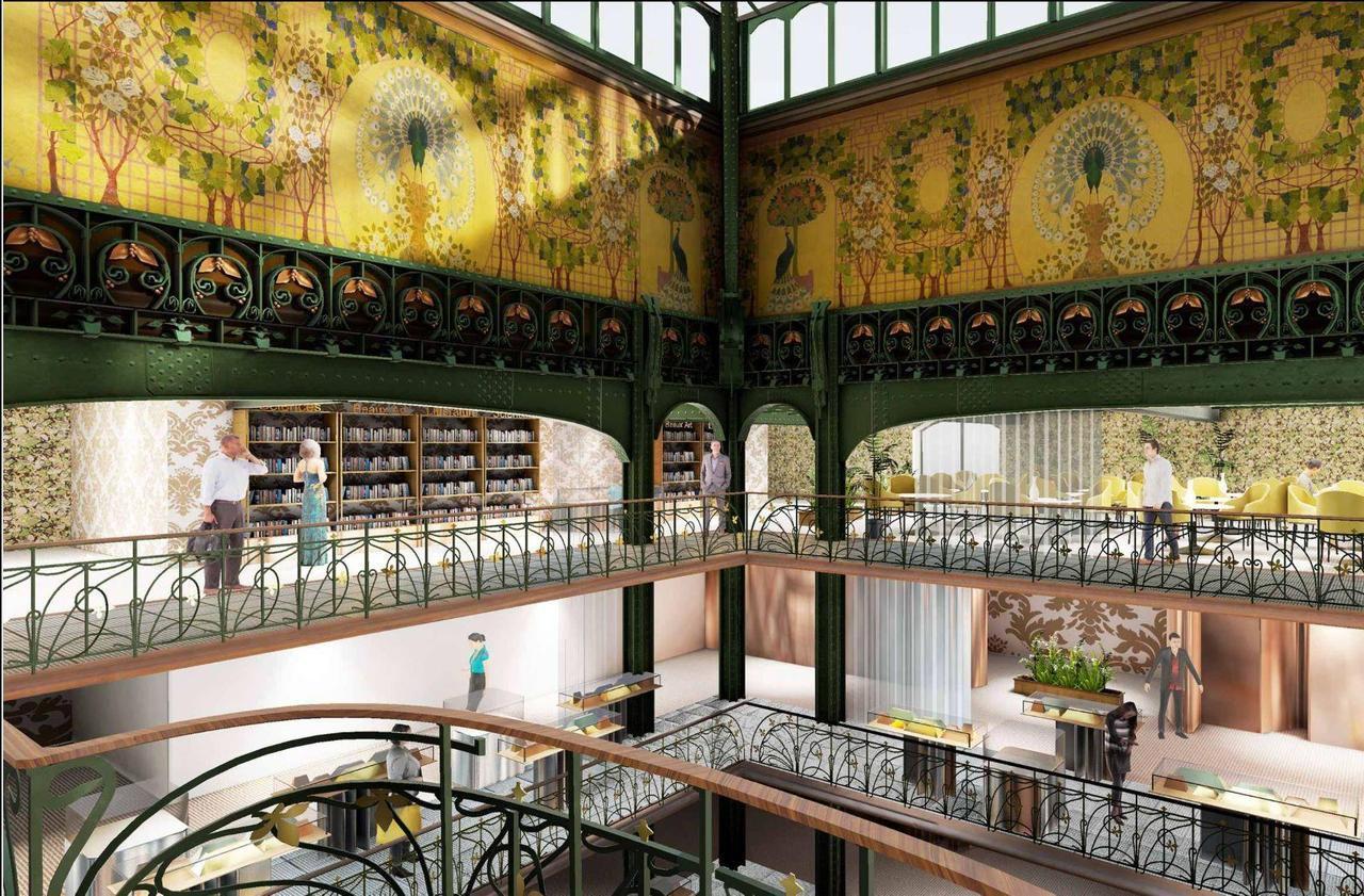 Paris : plus de 1000 postes en hôtellerie et vente à pourvoir à la Samaritaine