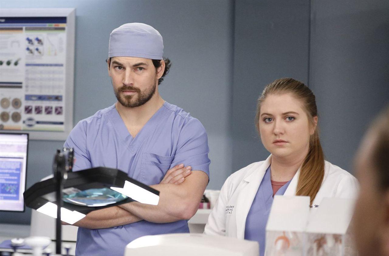 Audiences TV : «Grey's Anatomy» caracole en tête