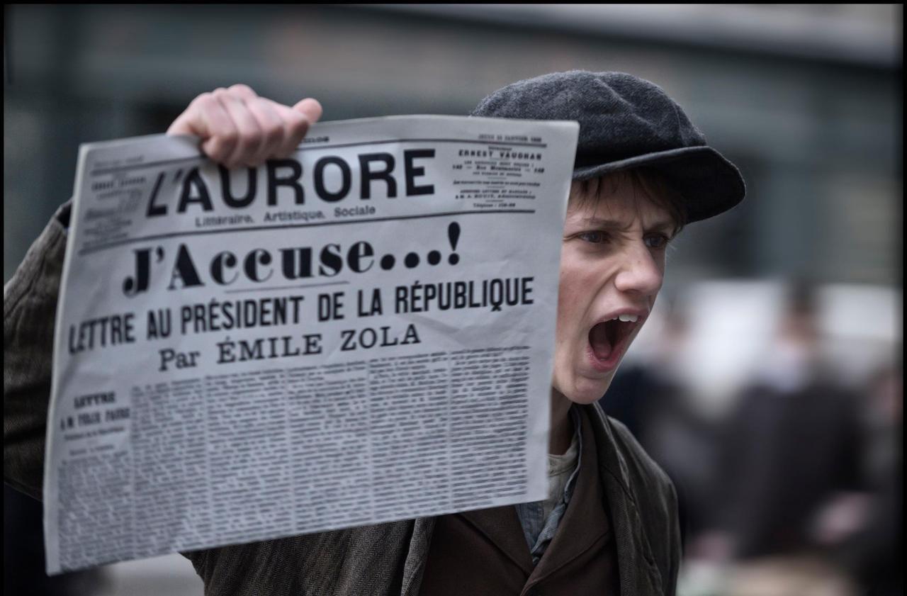 «J'accuse» : le film de Polanski démarre fort