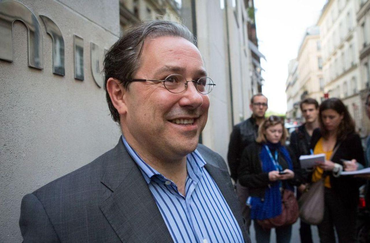 Démission du conseiller à l'Elysée Jérôme Peyrat après une enquête liée à sa vie privée