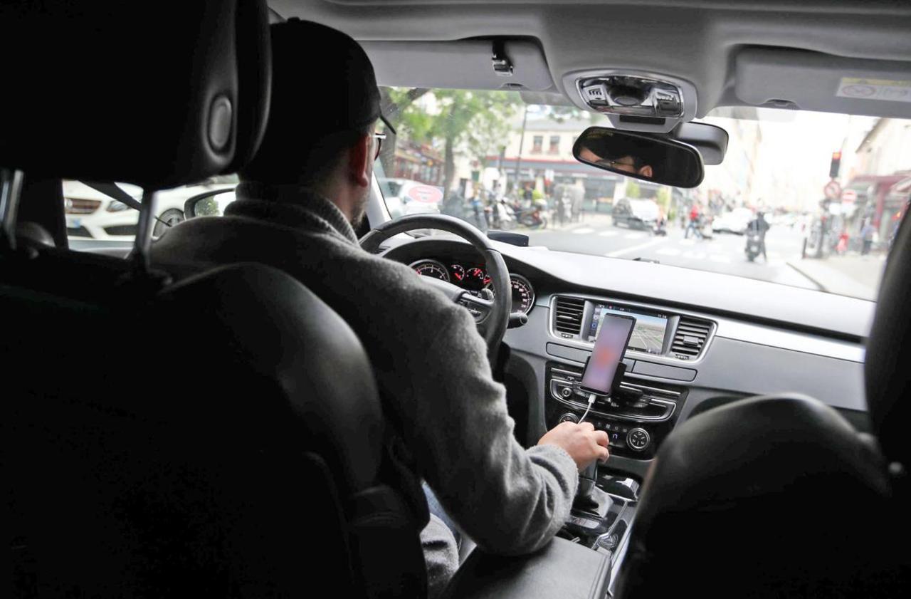 Chauffeur clandestin : nous sommes montés à bord d'un VTC non-déclaré