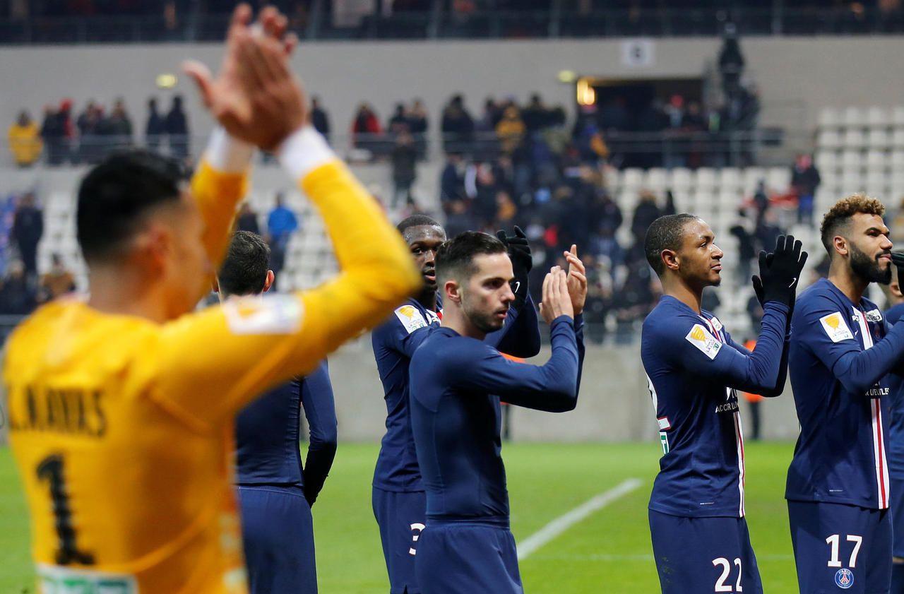 Coupe de la Ligue : «On a à cœur de marquer l'histoire», assure Abdou Diallo