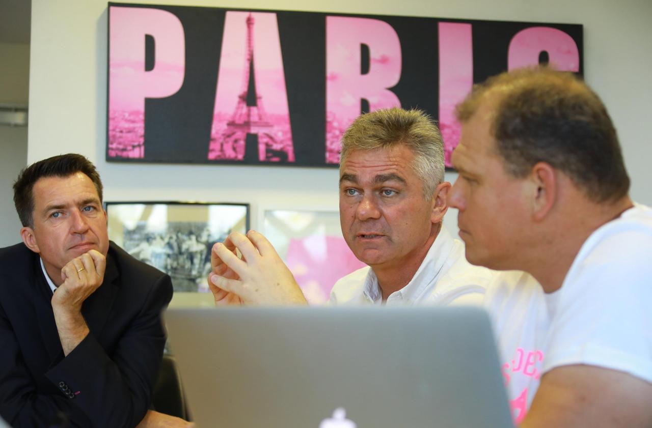Stade Français : «On a sûrement fait des erreurs», concède Heyneke Meyer