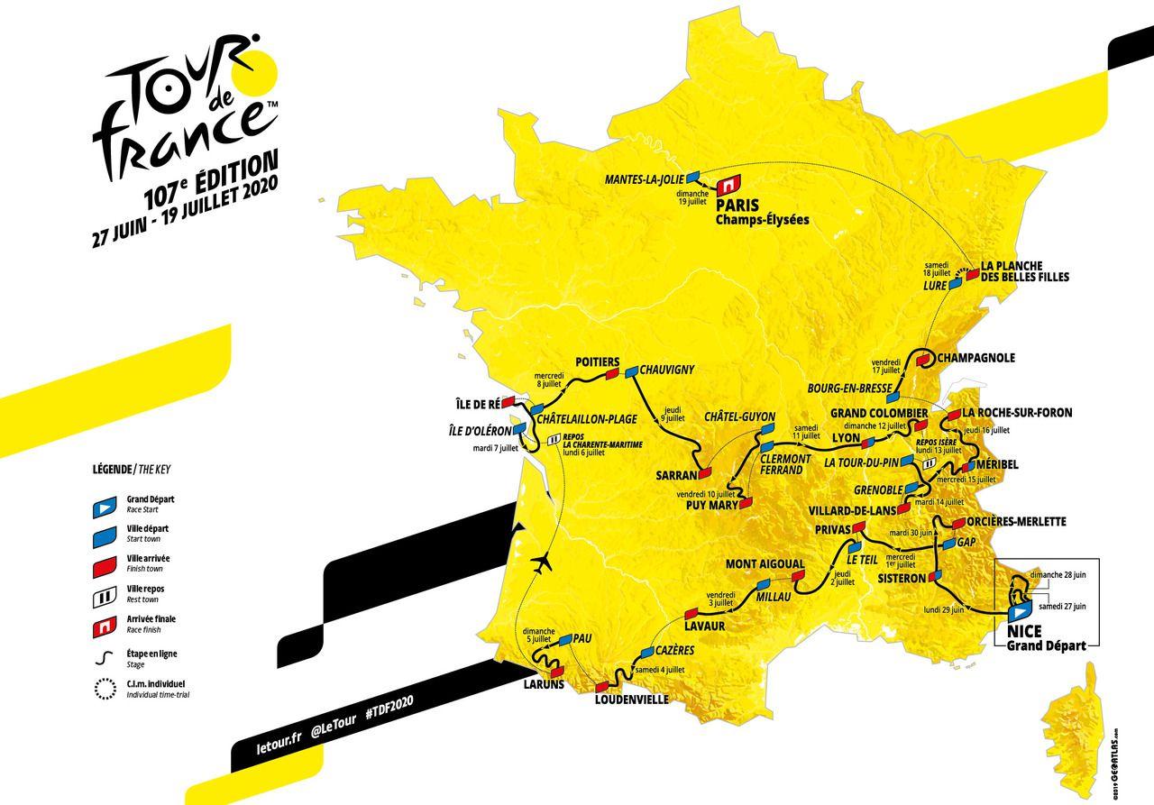 Tour de France 2020 : une édition à la hauteur