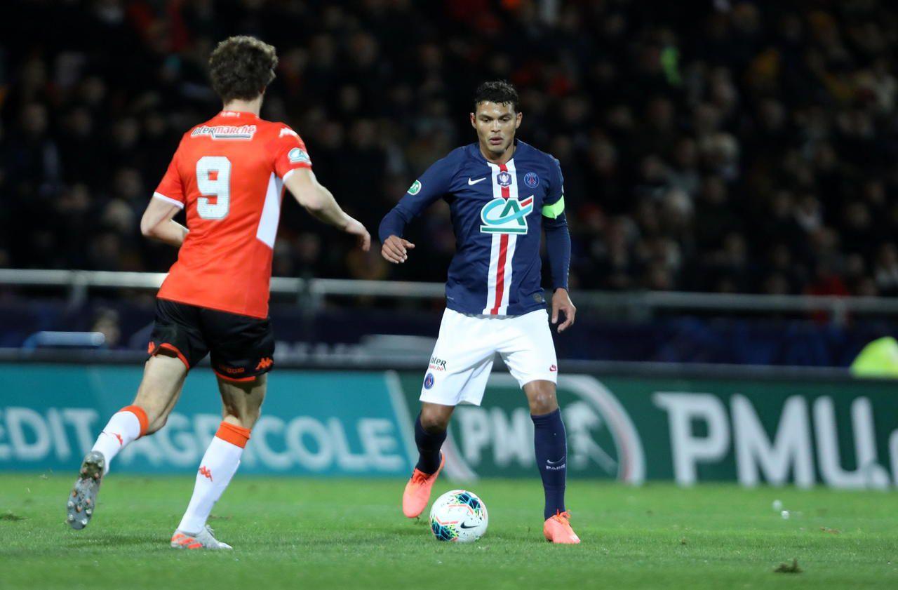 Reims-PSG : Thiago Silva et Gueye au repos