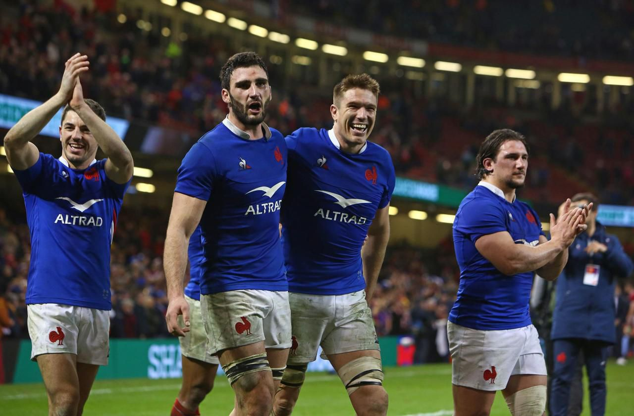 Wales-France: a team was born in Cardiff