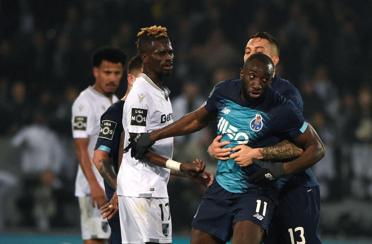 Racisme : la planète foot derrière Moussa Marega