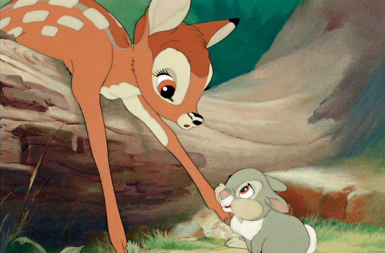 Disney va tourner un remake de «Bambi»