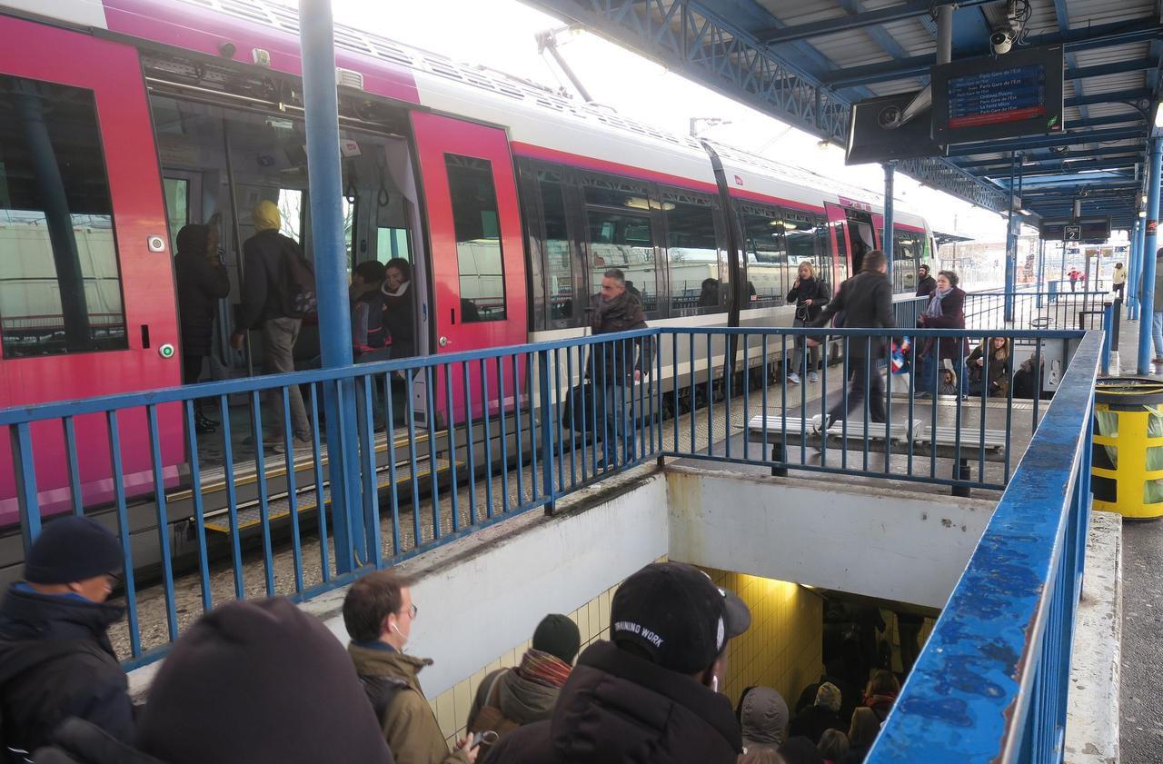 Grève en Seine-et-Marne : les trains de la ligne P de retour à Meaux ce jeudi