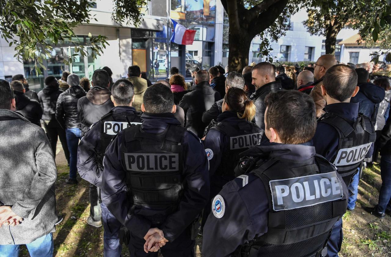 Décès du policier percuté par un chauffard près de Lyon : un mineur arrêté