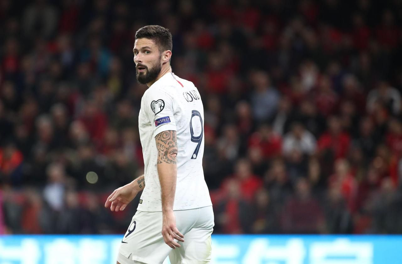 Mercato : non, Olivier Giroud ne signera pas au Barça
