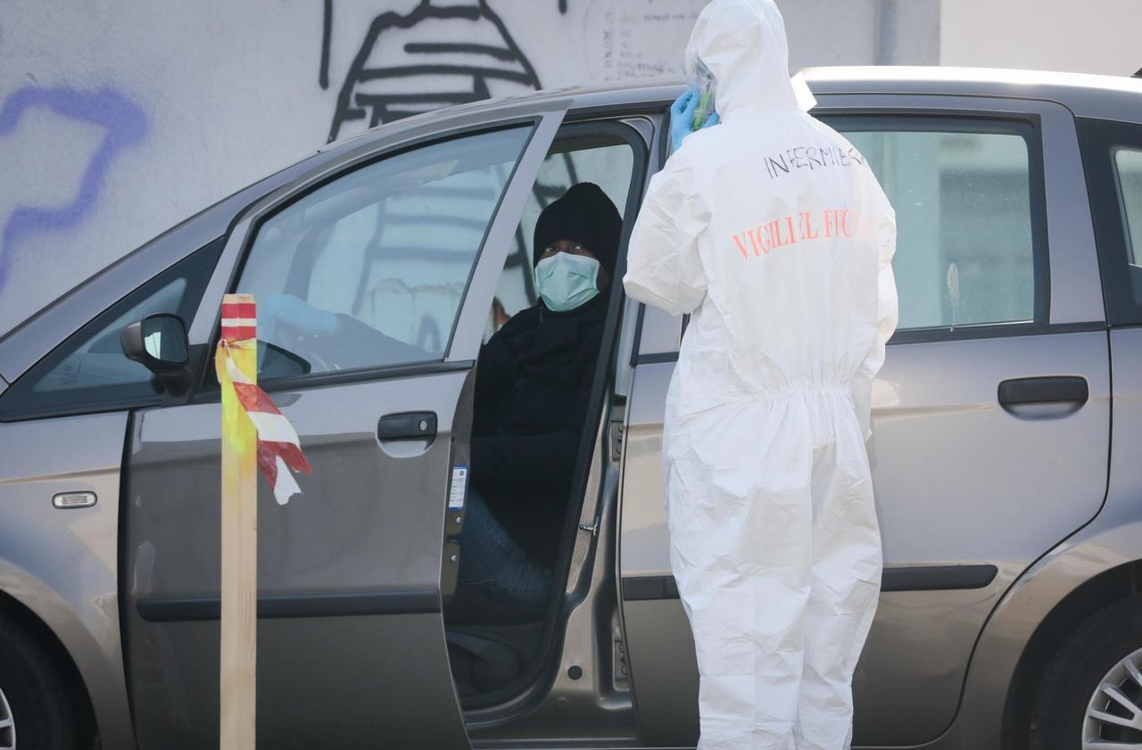 Coronavirus : vers un scénario italien en France ?