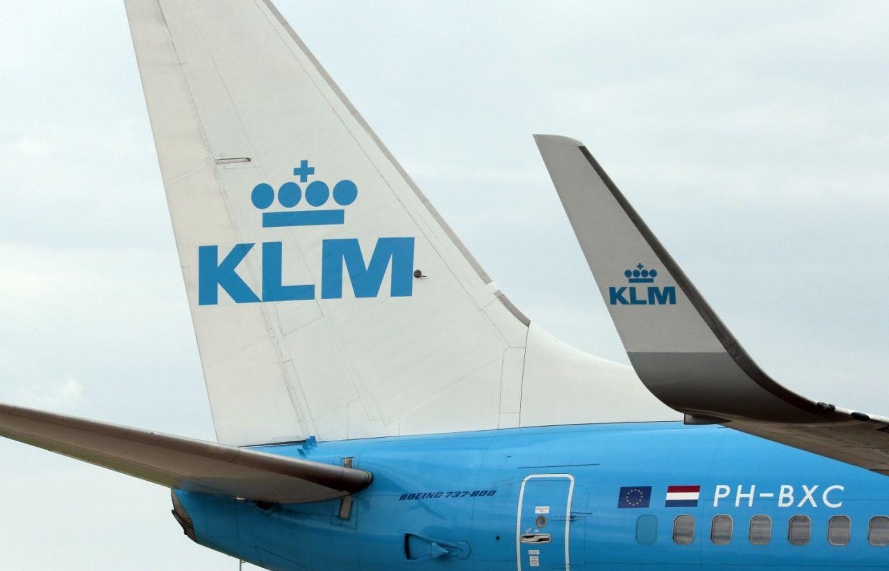 Japon : un panneau tombe d'un vol KLM sur une voiture, pas de victime
