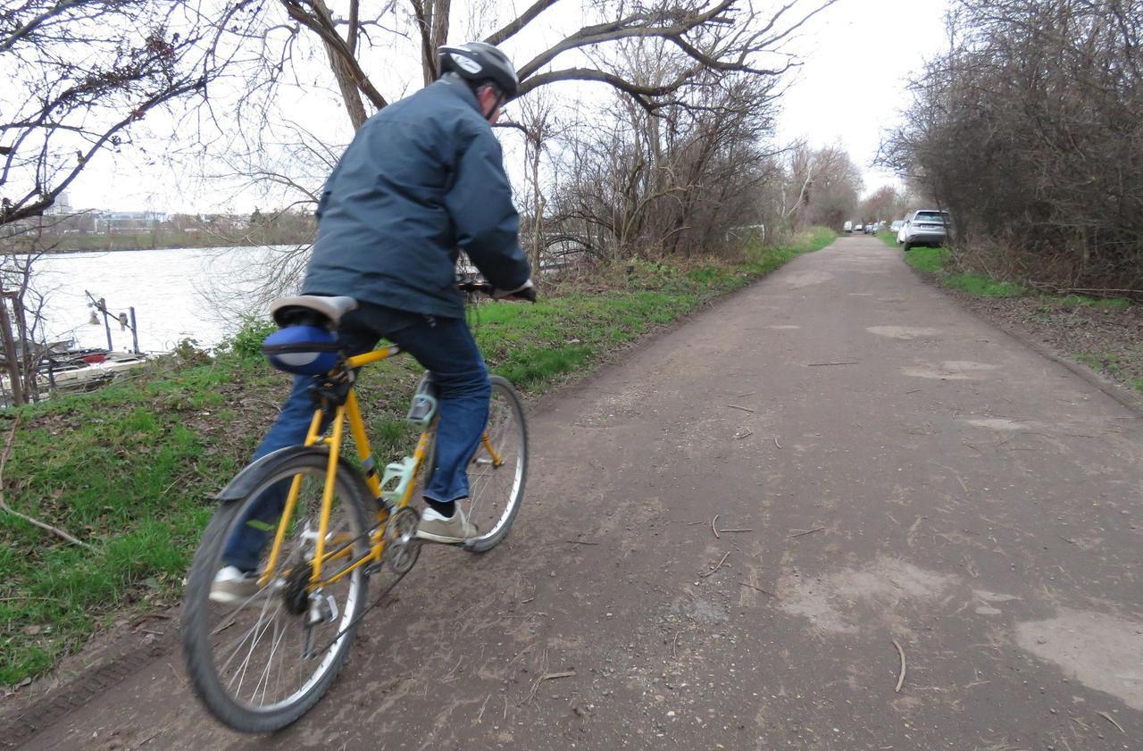 Bezons : les bords de Seine bientôt aménagés pour les vélos