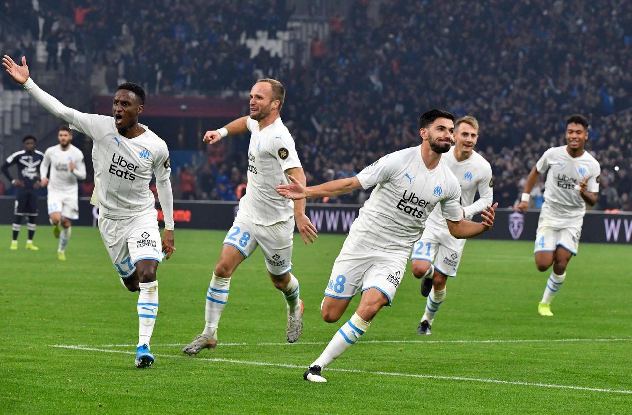 Ligue 1 : en repoussant Bordeaux, l'OM se pose en dauphin officiel du PSG