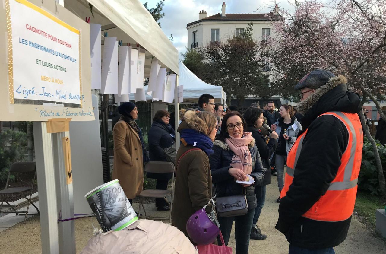Val-de-Marne : des caisses de grèves pour compenser les pertes de salaires