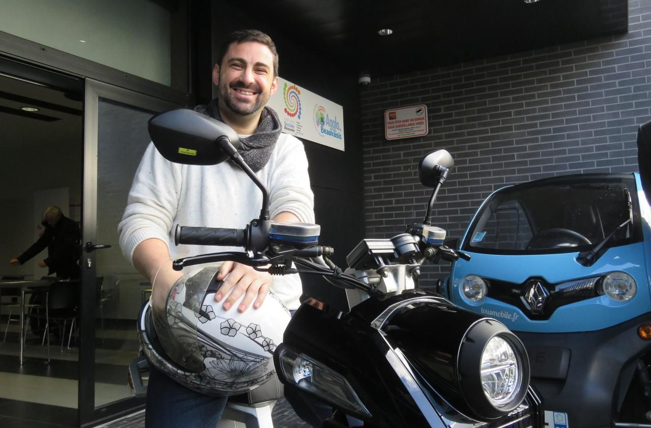 Dans le Beauvaisis, les véhicules électriques aident à décrocher un travail