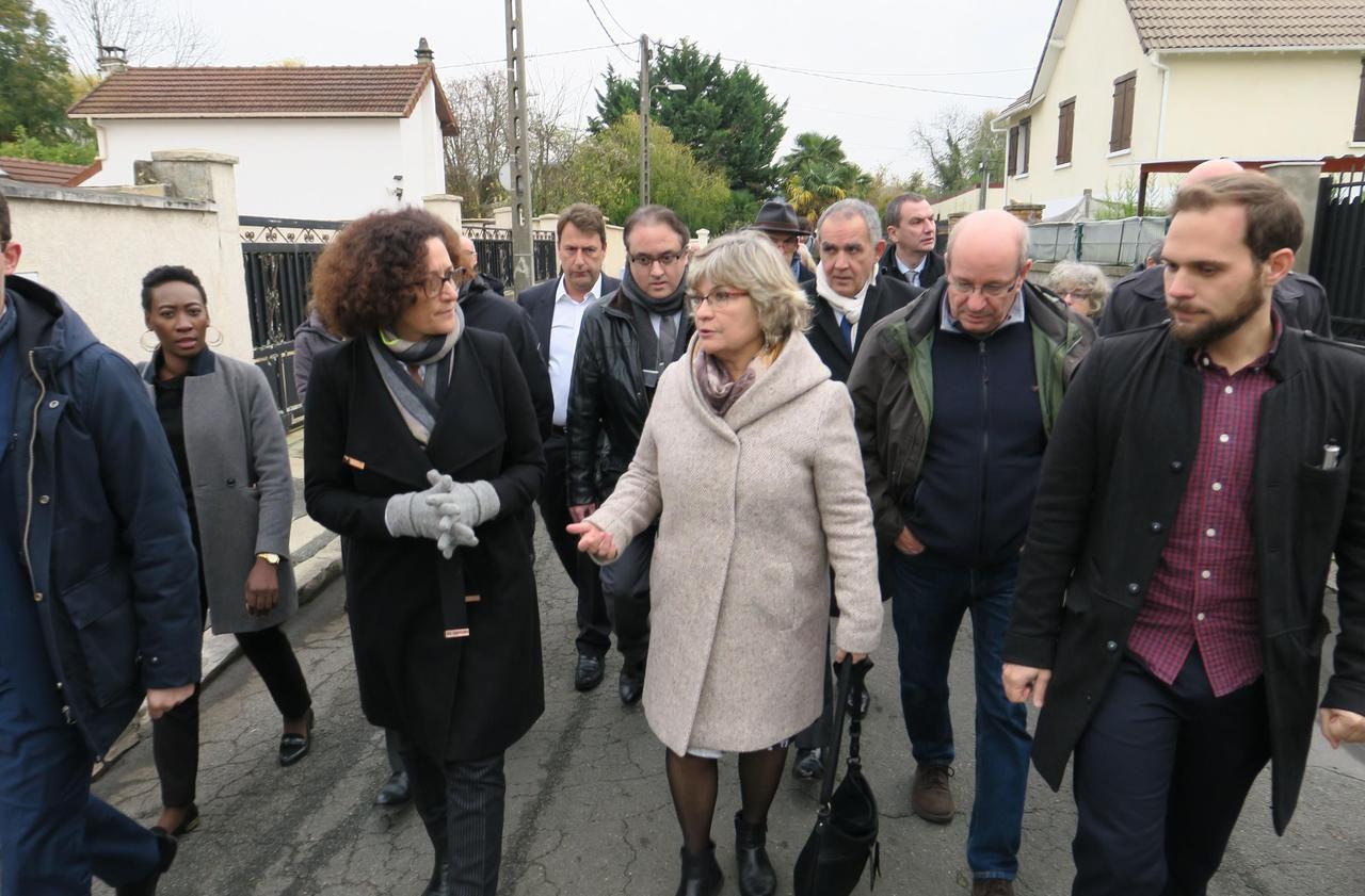 Villeneuve-Saint-Georges : la secrétaire d'Etat à la Transition écologique lance la renaturation des berges - Le Parisien