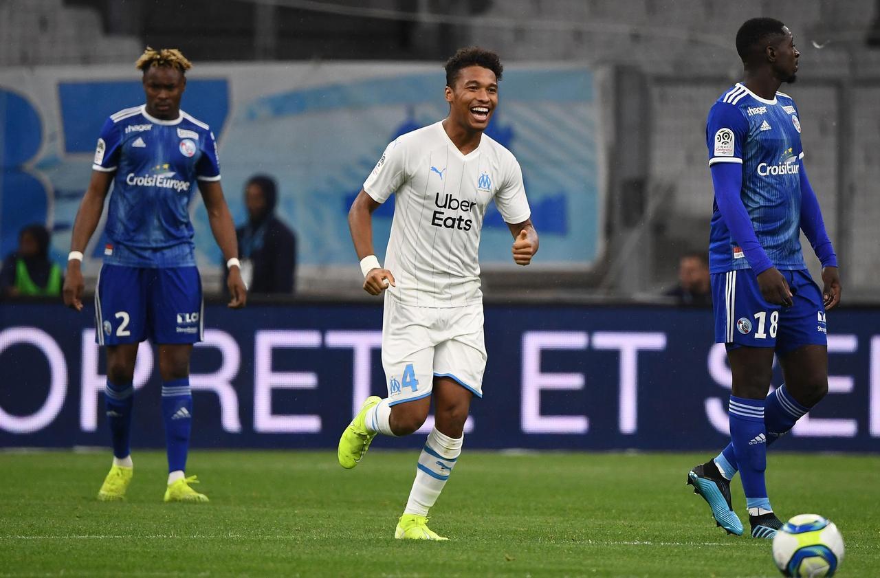 Ligue 1 : avant le Clasico, Marseille l'emporte sur Strasbourg