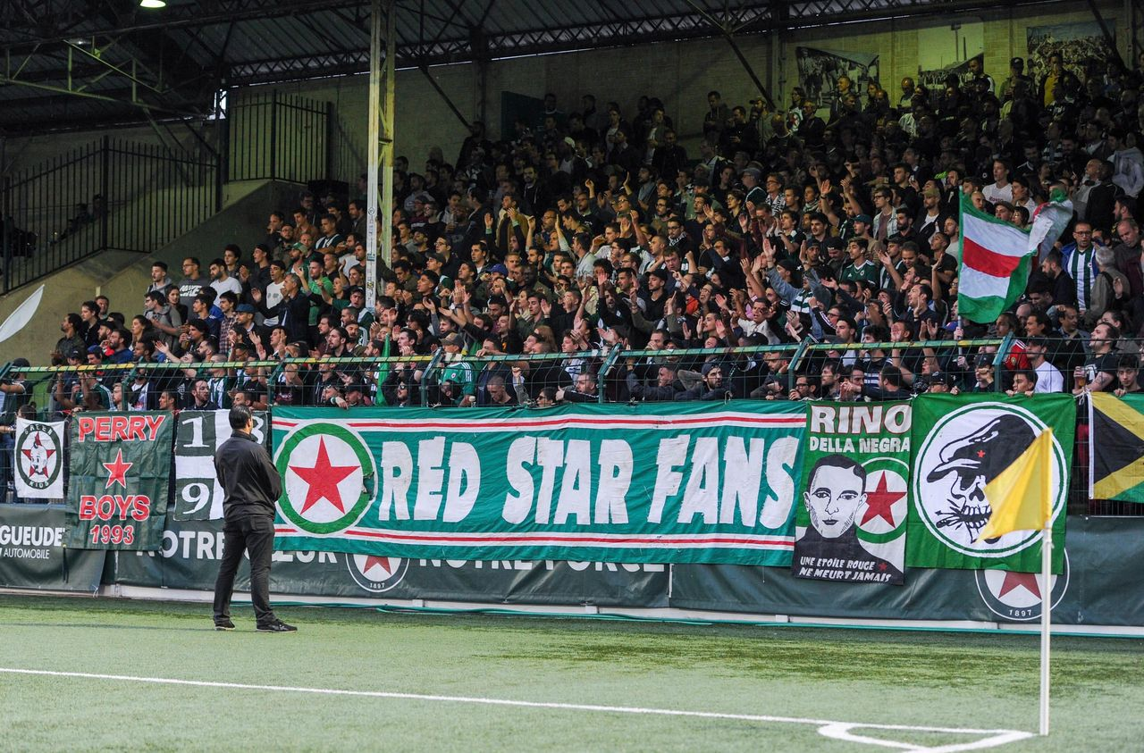 Nice-Red Star : « On nous a volés notre match », clament les supporters audoniens