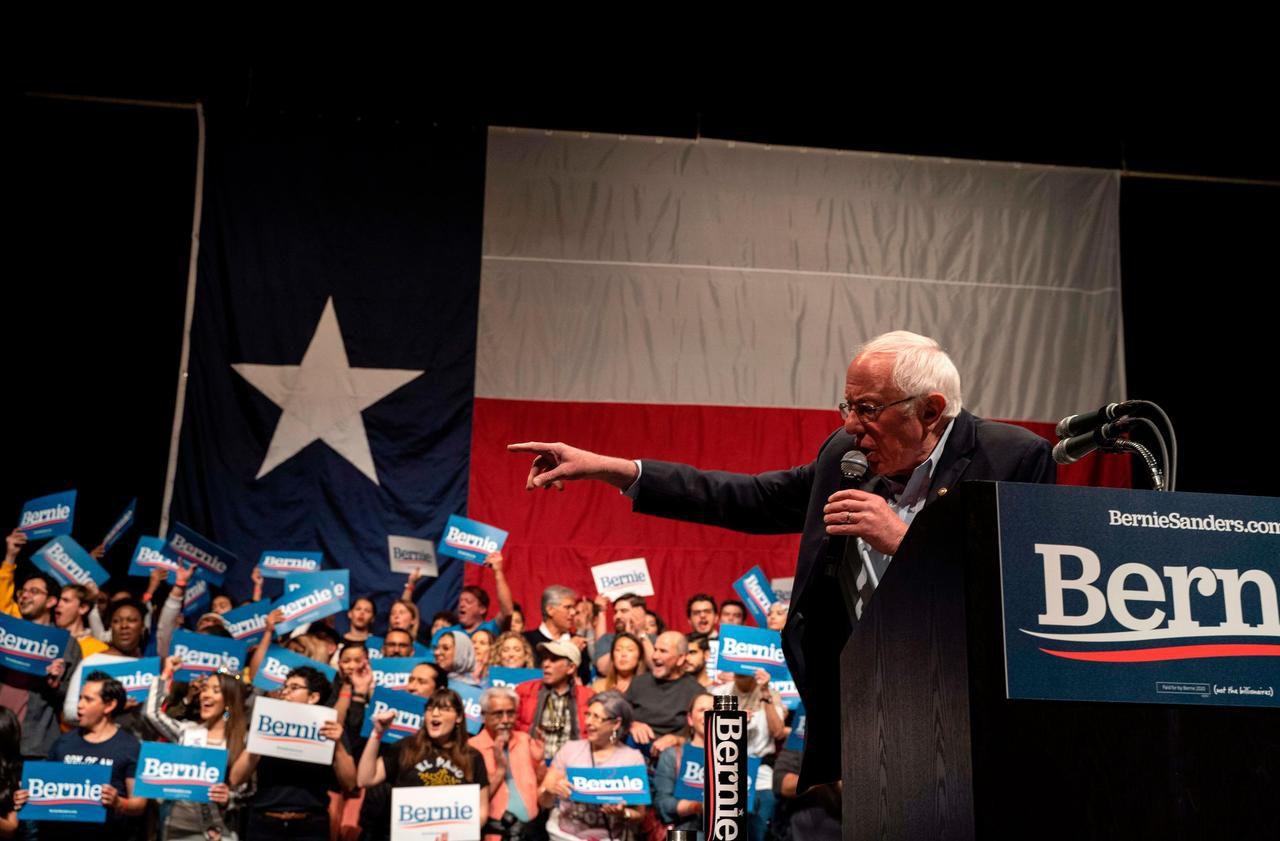 Primaires démocrates : Bernie Sanders gagne dans le Nevada et consolide sa place de favori