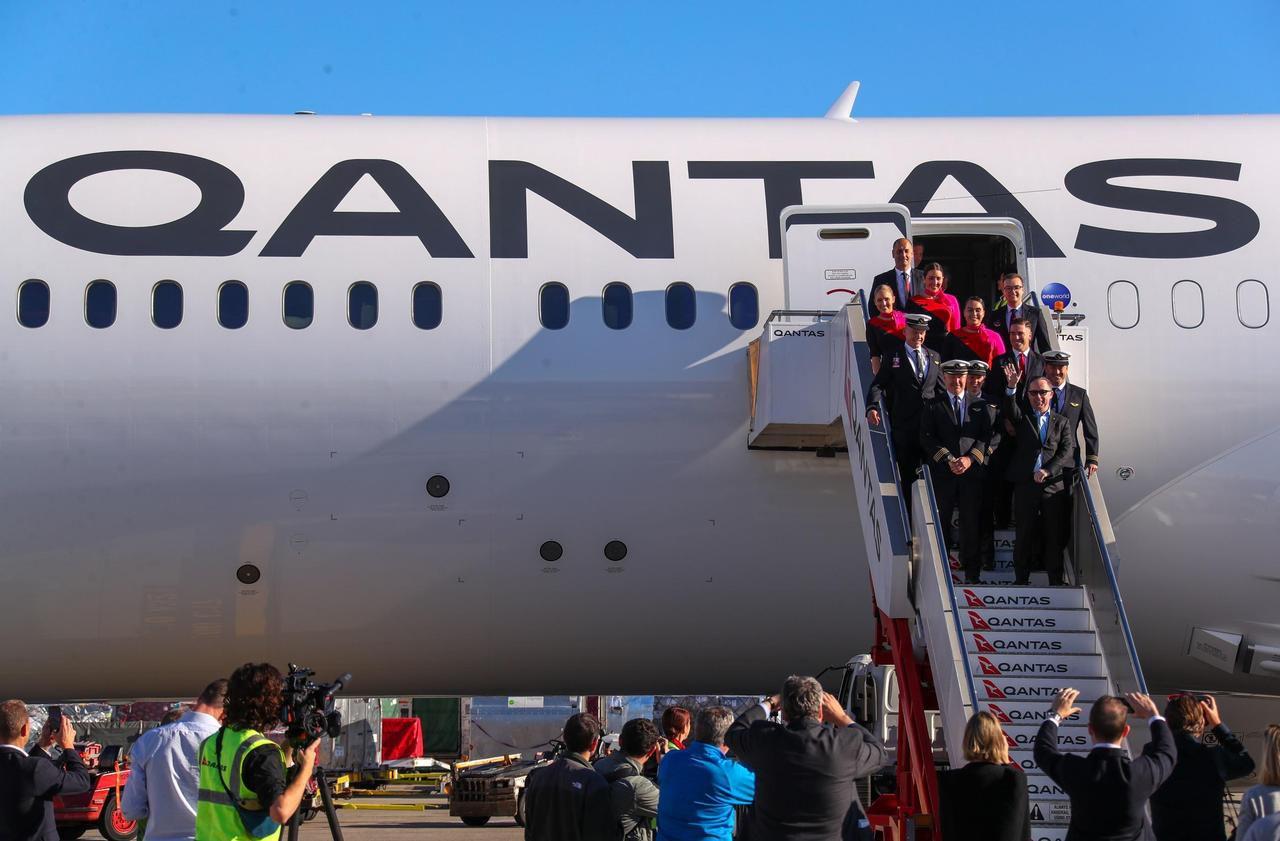 New York - Sydney en 19 heures : c'est le plus long vol sans escale de l'histoire
