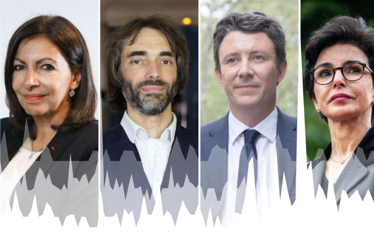 Municipales à Paris : quels sont les candidats les plus recherchés sur Google ?