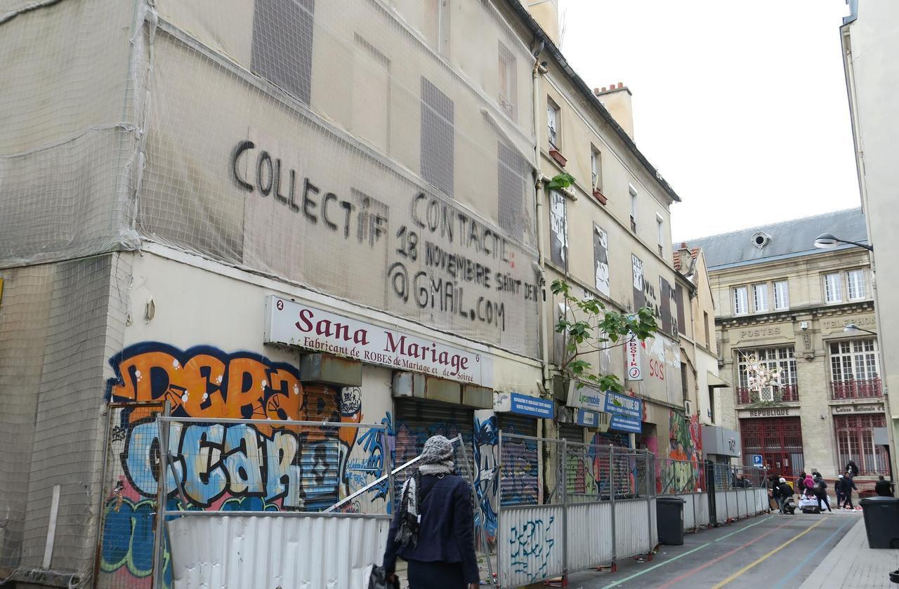 À Saint-Denis, un immeuble fantôme, quatre ans après l'assaut antiterroriste - Le Parisien