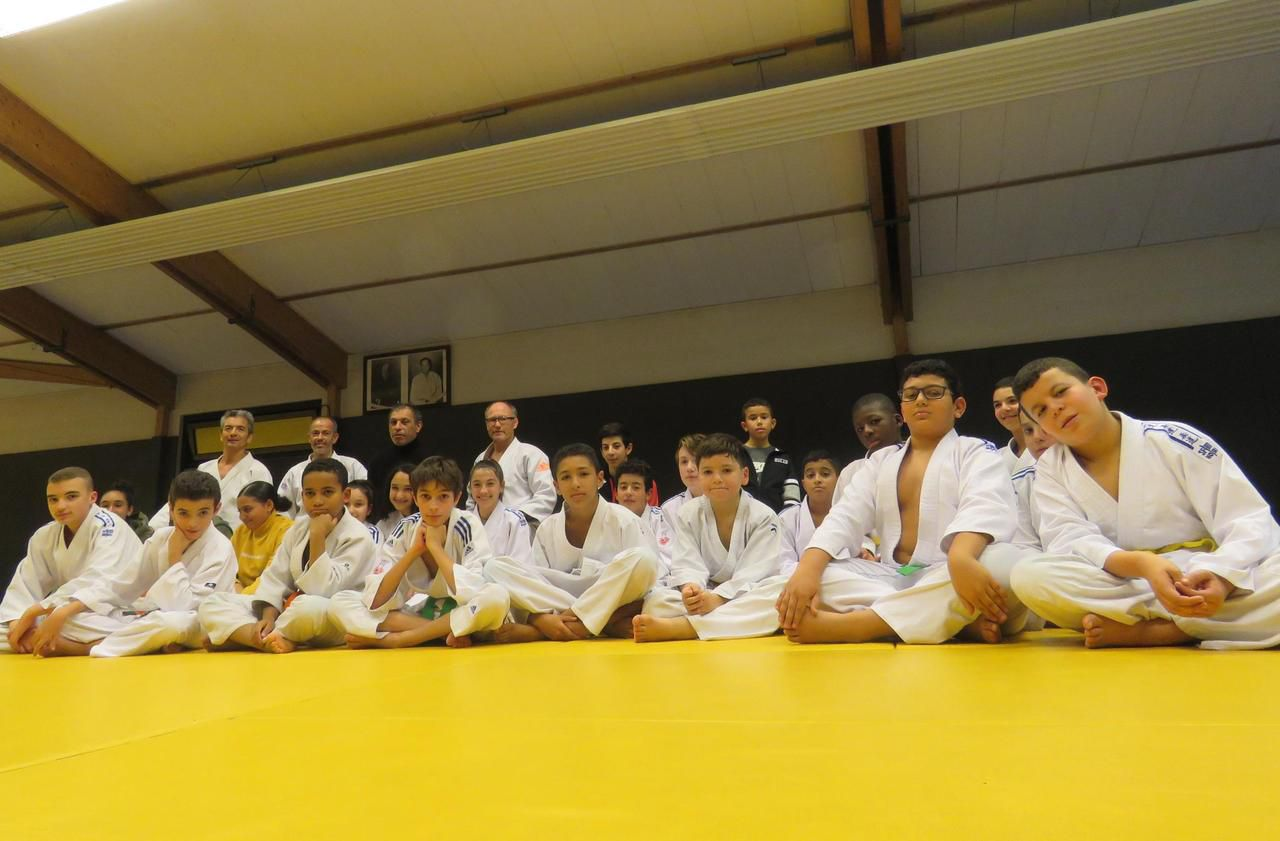 Quarante enfants de Villepinte iront au pays du judo pour les JO - Le Parisien