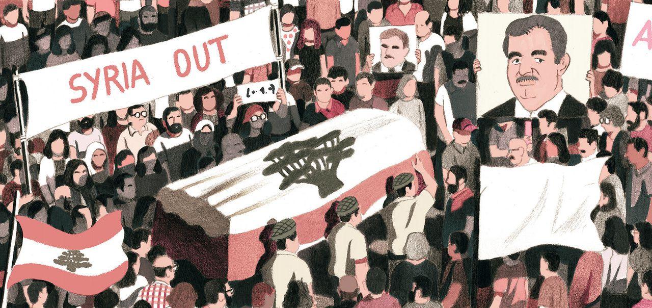 RECIT. Rafic Hariri, anatomie d'un assassinat Le Parisien