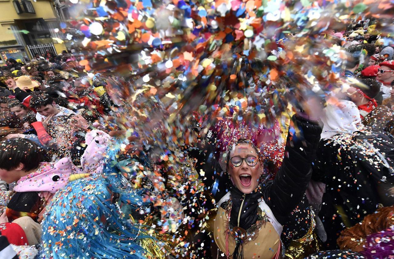 Le carnaval de Granville dans la Manche défie celui de… Venise
