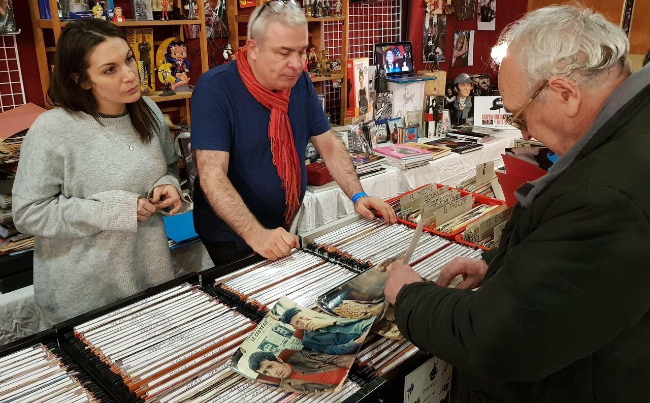 Argenteuil : «On est un peu fou quand on est collectionneur »