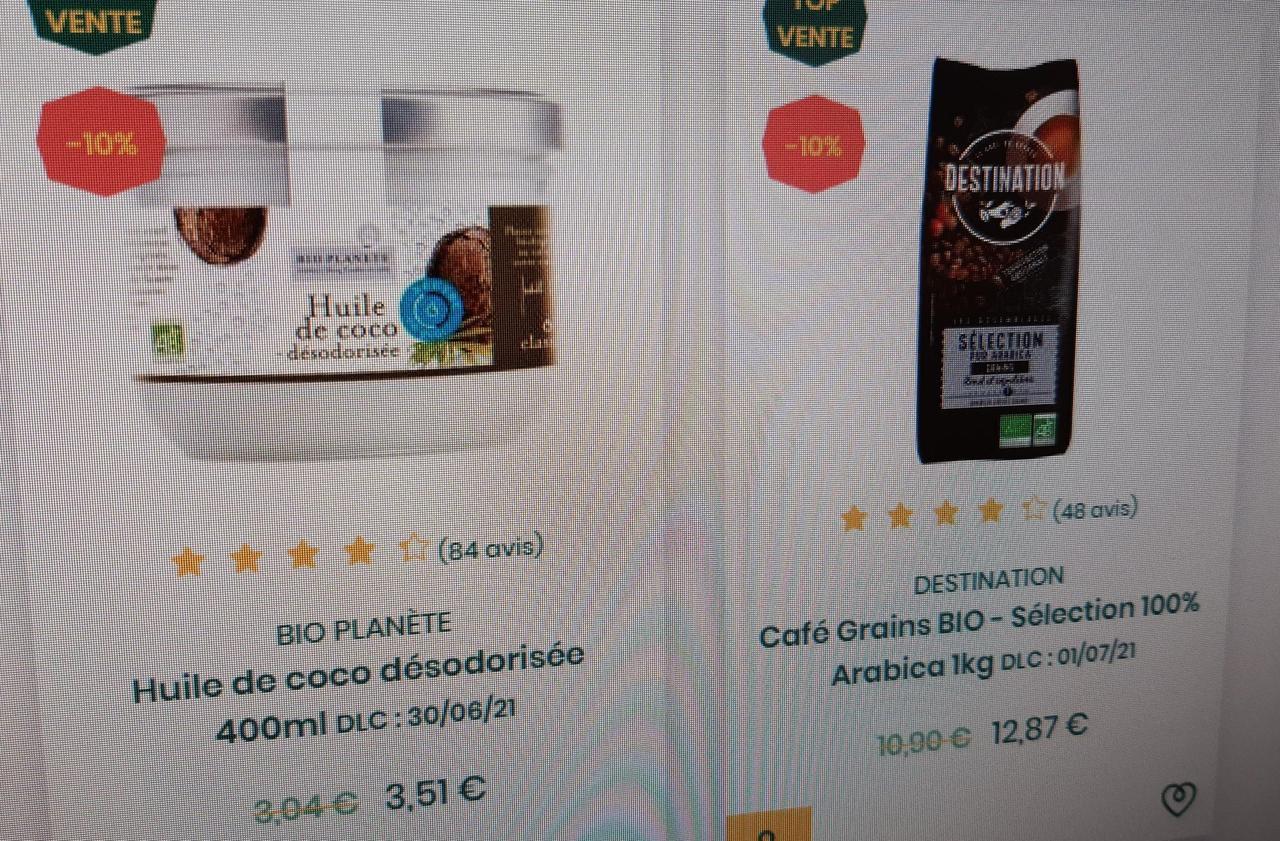 Sur Greenweez, la promo qui rend les produits… plus chers !