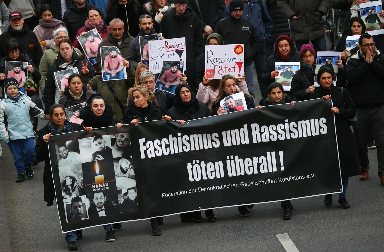 Attentat de Hanau : «La parole raciste s'est libérée en Allemagne»