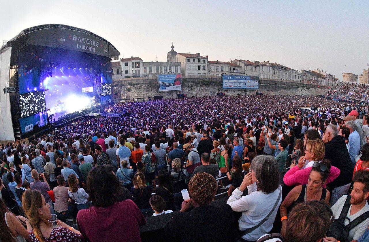 Festival : 48 heures aux Francofolies de La Rochelle