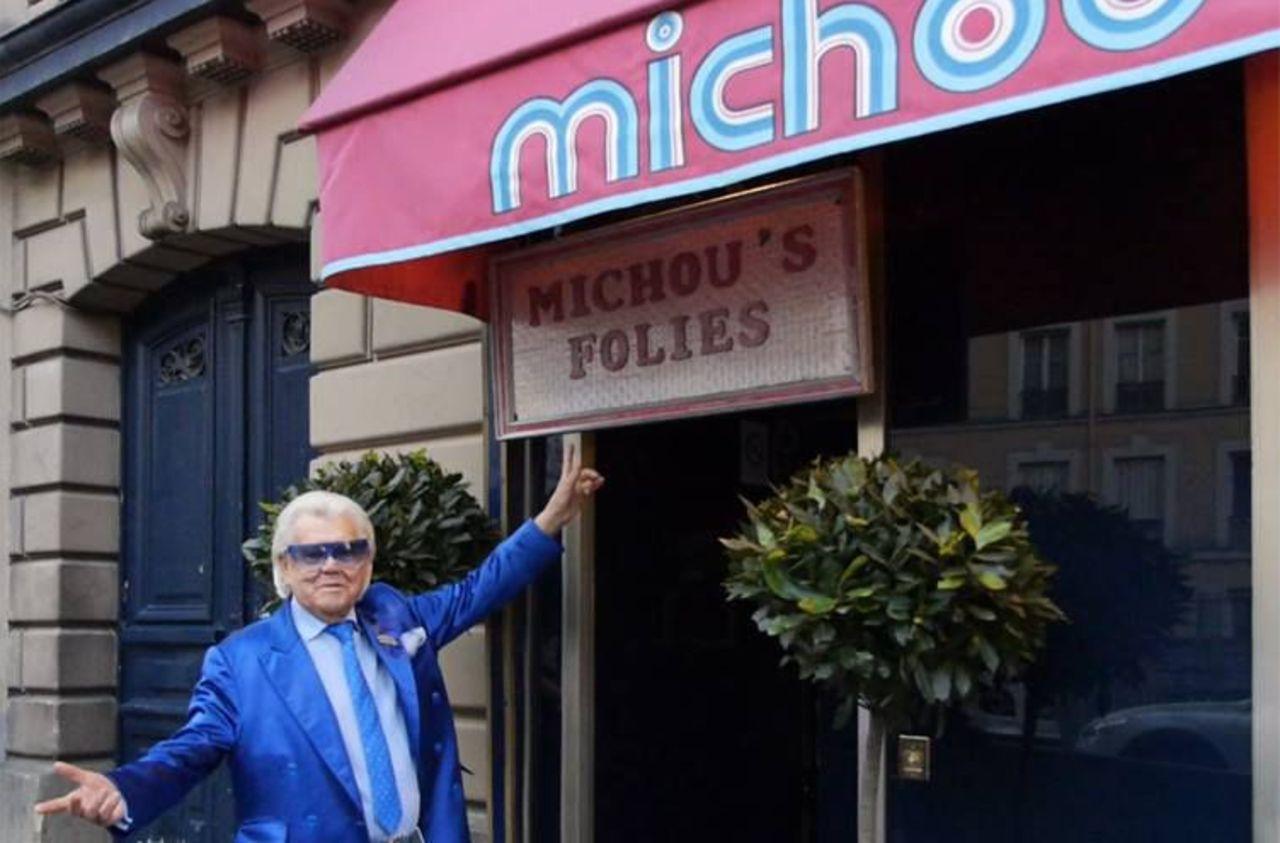 Orlando : «Il faudrait qu'il y ait une rue Michou à Montmartre»