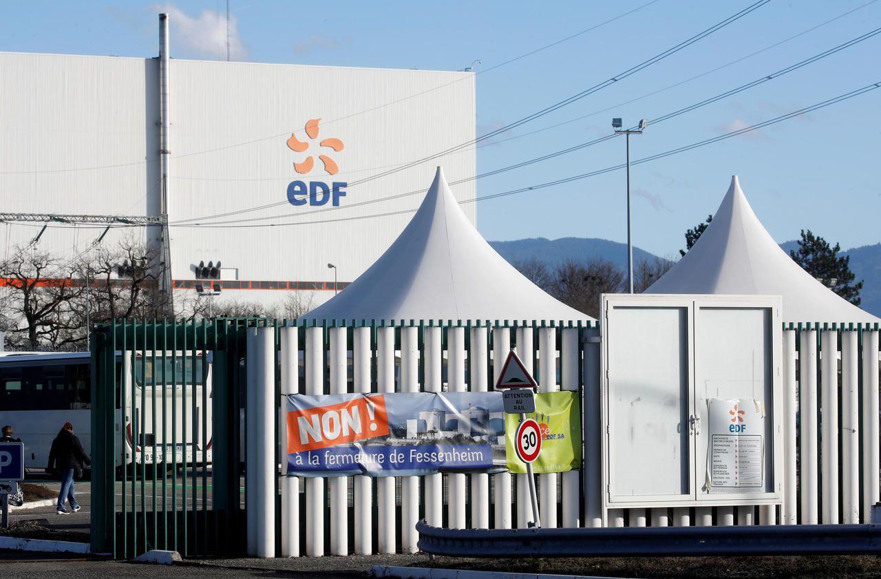 Fessenheim : des salariés de la centrale menacent de ne pas arrêter le réacteur n° 1