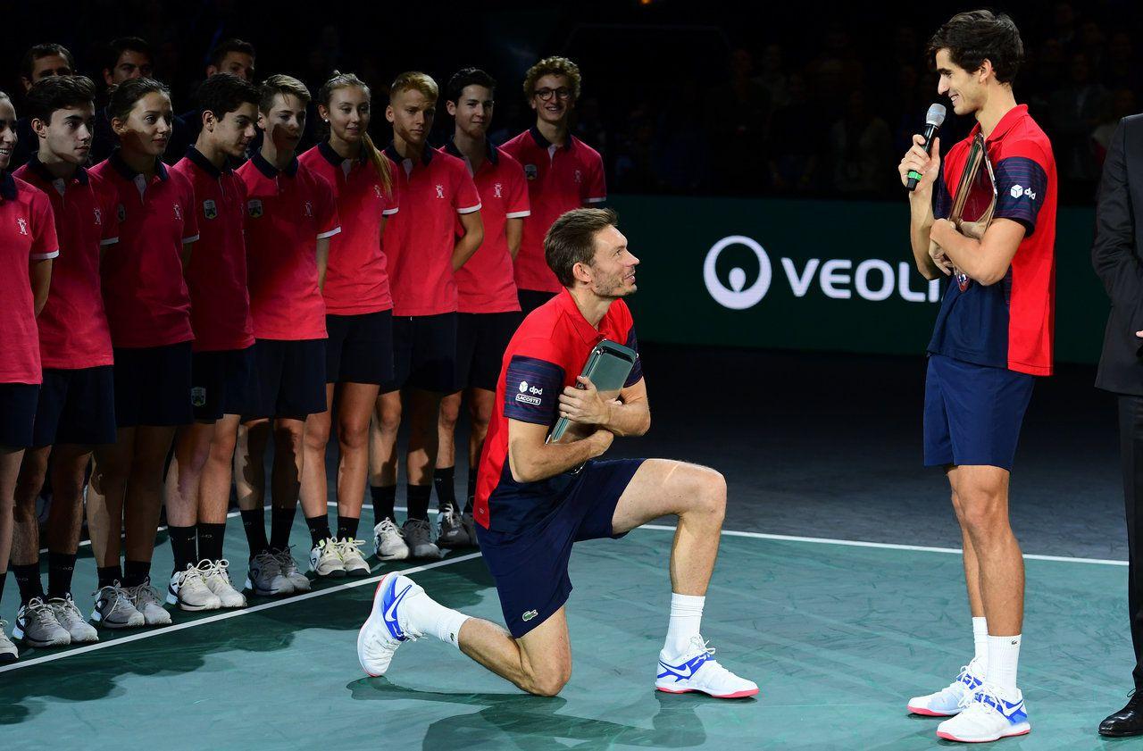 Tennis : Mahut-Herbert, unis pour le meilleur et pour le pire