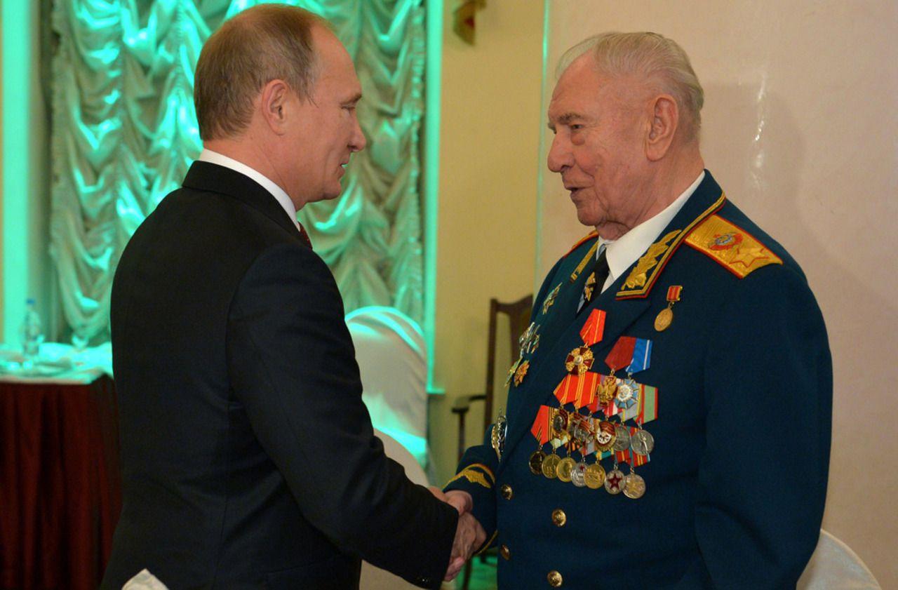 Le dernier maréchal de l'URSS est mort à 95 ans