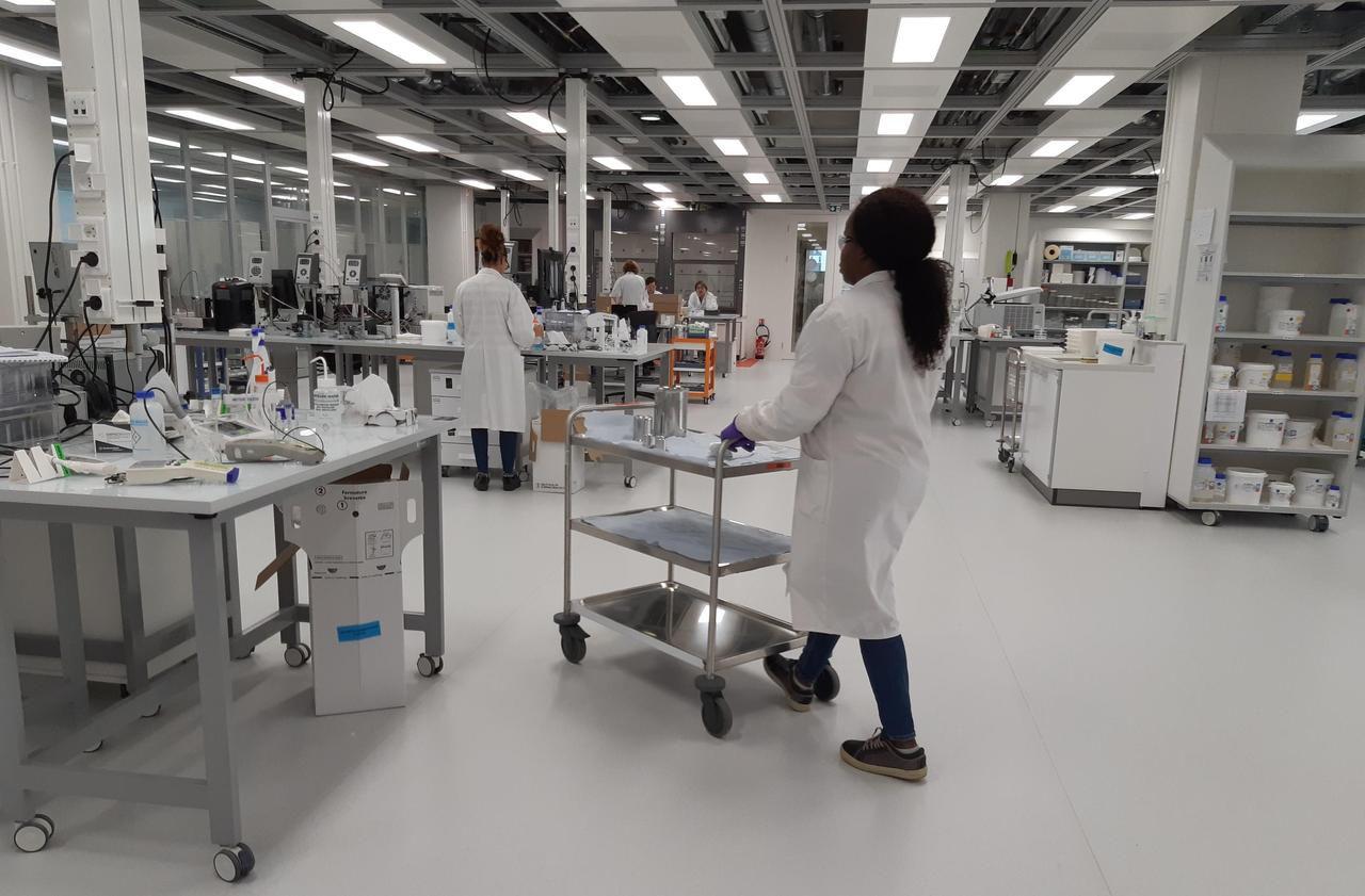 Chevilly : avec son « laboratoire du futur », L'Oréal fait sa révolution - Le Parisien