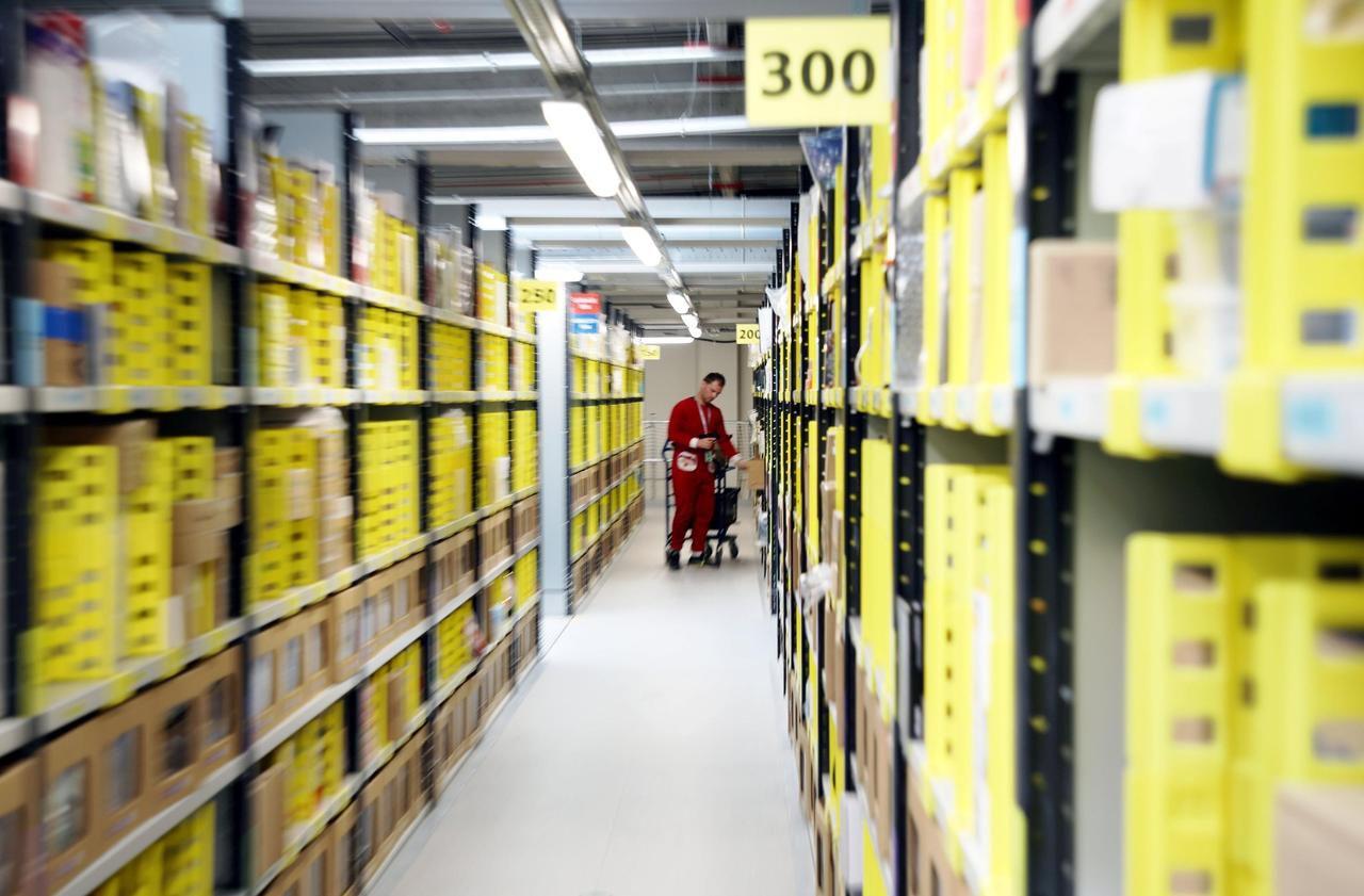 Amazon sème la zizanie à Rouen