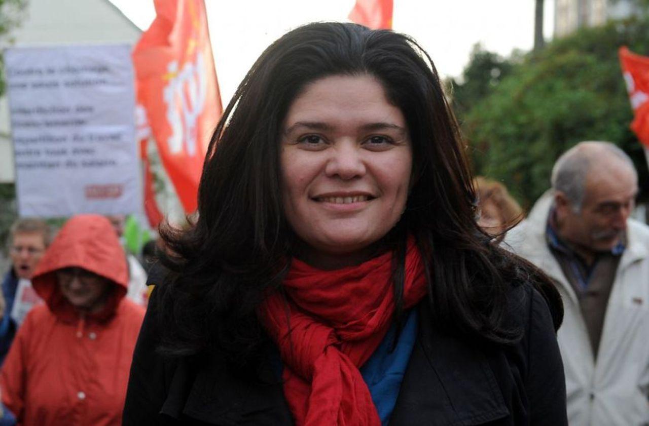 Raquel Garrido relaie sur Twitter des menaces contre Macron «en prévision» de la prochaine grève