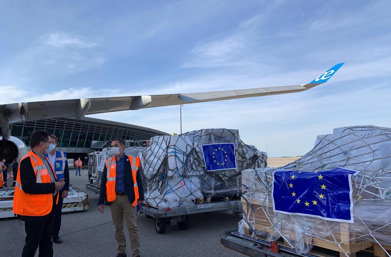 Coronavirus : un pont aérien européen vers l'Afrique