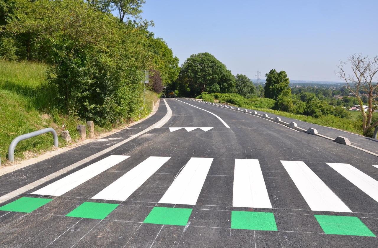 Coubron retrouve sa principale voie d'accès, les automobilistes soufflent - Le Parisien