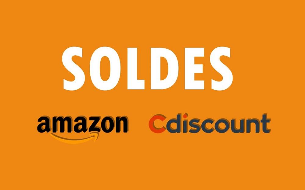 Soldes Amazon et Cdiscount : les bonnes affaires du week-end à saisir