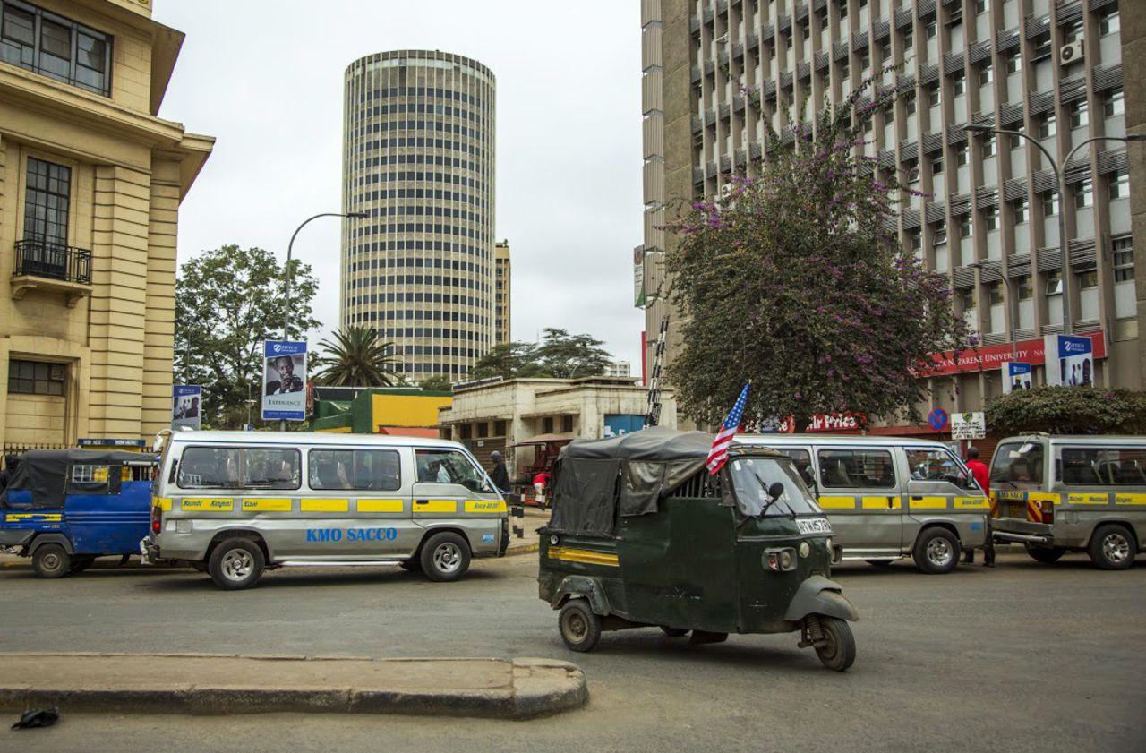 Kenya : menace d'attentat sur un grand hôtel de Nairobi, selon les Etats-Unis