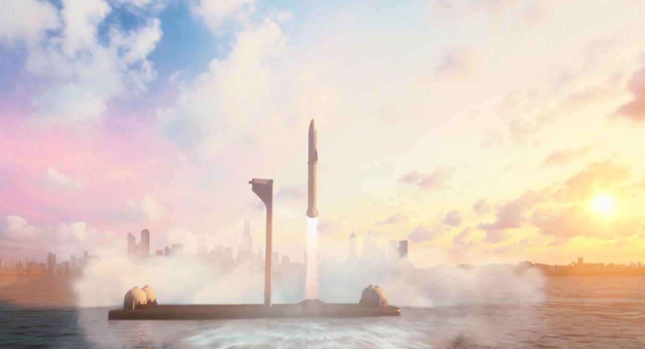 Elon Musk veut lancer des liaisons Paris-New York... en fusée !