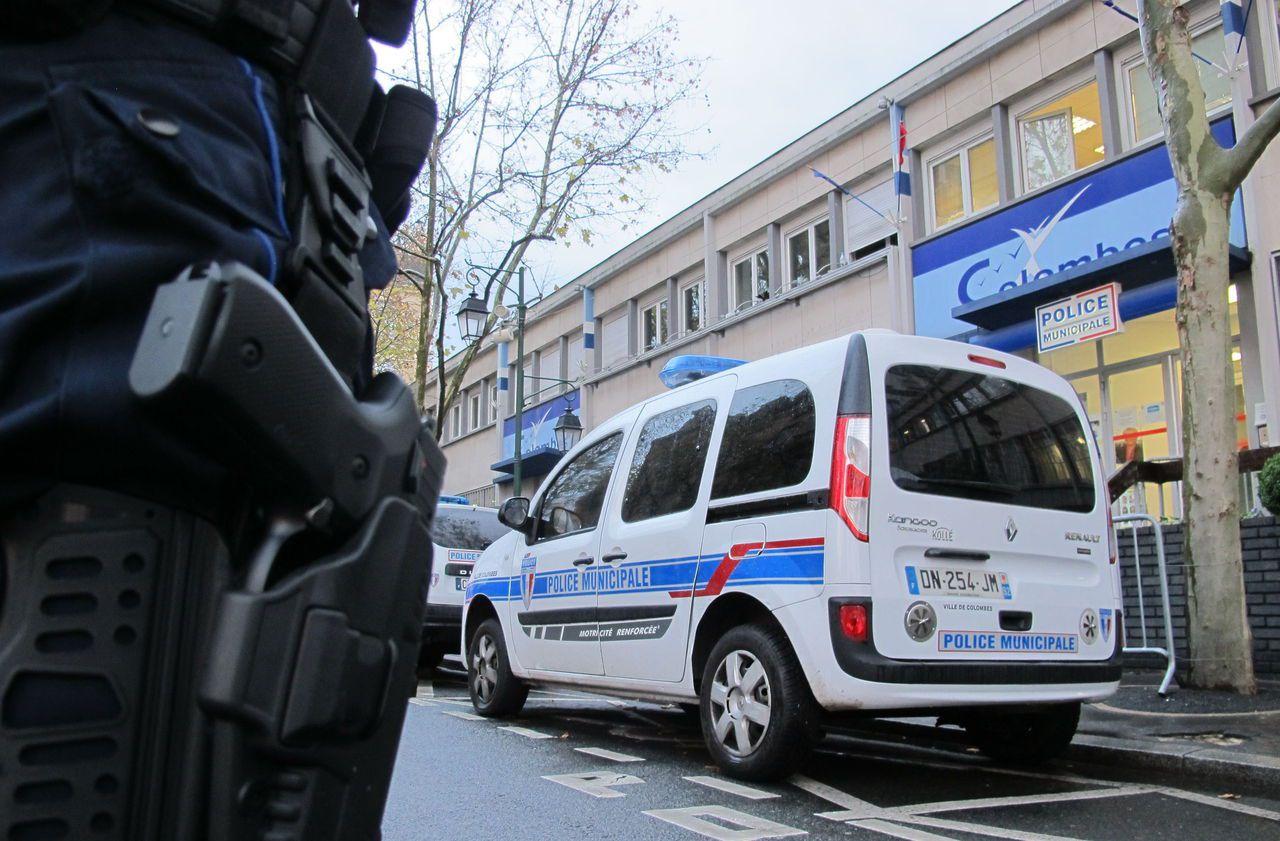 Colombes: un chien abattu par les policiers municipaux - Le Parisien