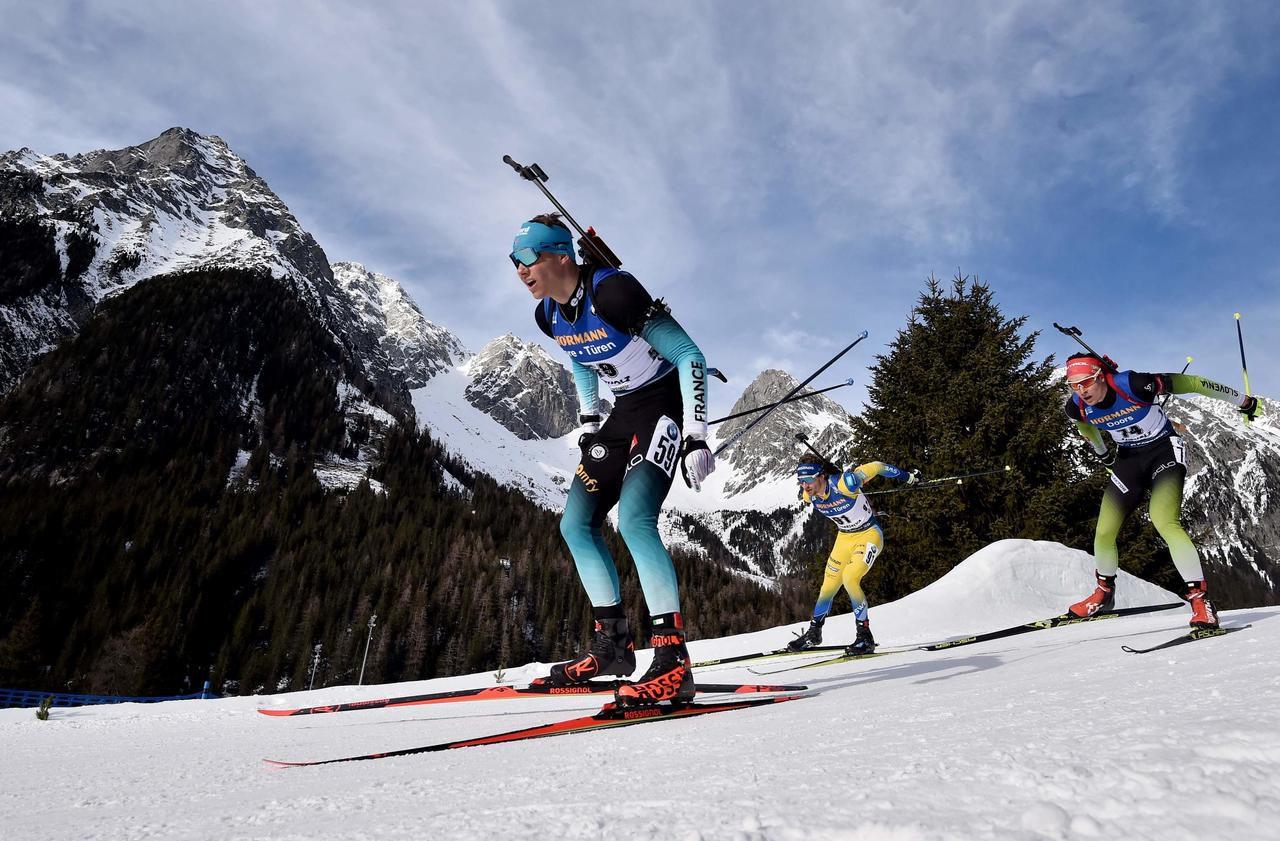 Biathlon : Émilien Jacquelin champion du monde de poursuite !