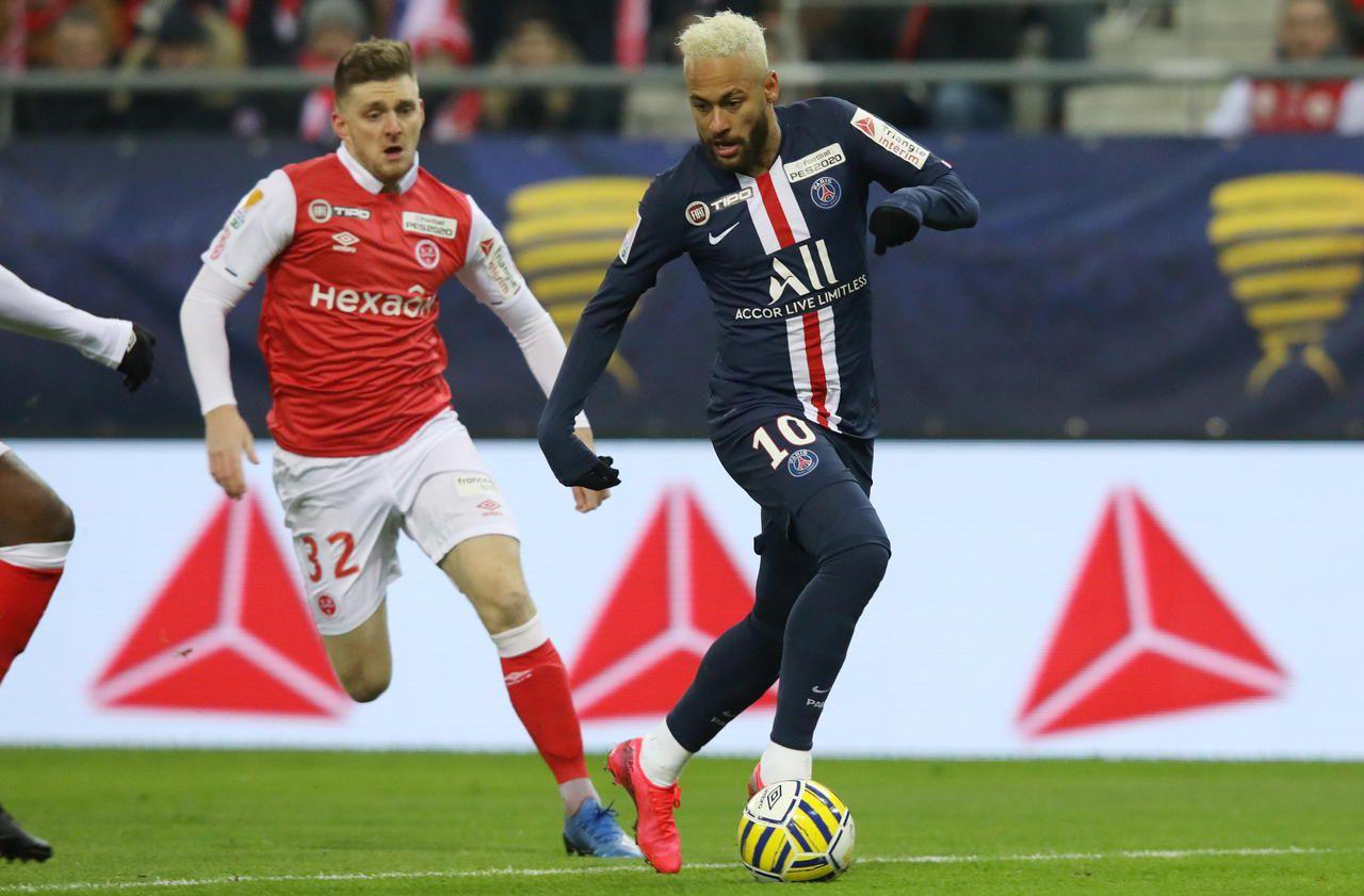 Reims-PSG : Neymar, trois éclairs dans la nuit